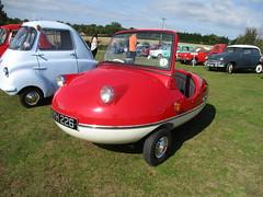 Tourette Supreme Replica (occama) Tags: xyh225 tourette supreme replica national microcar rally 2019 british rare fiberglass 1950s three wheeler wheel