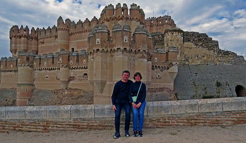 Castillo de Coca...