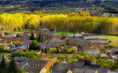 Monasterio de San Miguel de las Dueñas (Gabriel Fr) Tags: monasterio otoño sanmigueldelasdueñas bierzo gabrielfdez