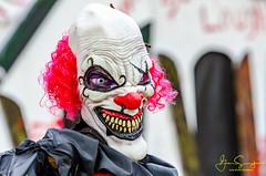 Happy Halloween 2019 (suszkoglen) Tags: romeo tamron70200 tillsonstreet nikond7000 michigan clown scaryclown holloween october purescary puremichigan