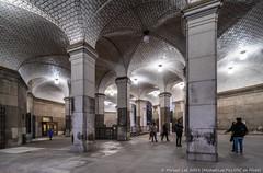 Municipal Building (20191010-DSC05324) (Michael.Lee.Pics.NYC) Tags: newyork municipalbuilding cityhall architecture arch shiftlens sony a7rm4 laowa12mmf28 magicshiftconverter