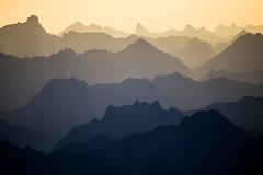 layers of wonderful (pixiespark) Tags: alps alpen mountains berge silhouettes silhouetten light licht layers ebenen bavaria bayern tyrol tirol landscape landschaft alpine alpin nature natur layersofwonderful