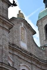 Innsbruck, Dom zu St. Jakob-DSC_2258p (Milan Tvrdý) Tags: innsbruck tirol tyrol osterreich austria domzustjakob stjacobcathedral cathedralofstjames