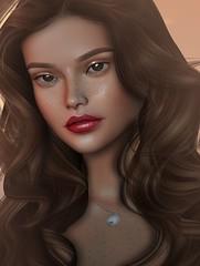 Be soft, don't let the world make you hard…. (Aleriah.) Tags: aviglam doux glamaffair lelutka lipstick makeup secondlife sensual sl soft virtualfashion virtualgirls