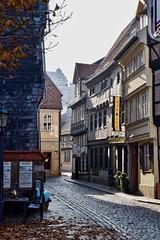 Herbst (r.wacknitz) Tags: quedlinburg saxonyanhalt herbst street dust oktober harzmountains weltkulturerbe nikond5600 tamron18200 history traveldestination outdoors