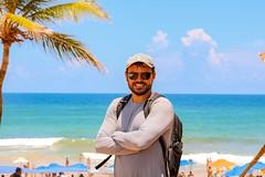 Beach!! (isacsoares) Tags: verão summer sun beach nordeste brasil brazil bahia salvador