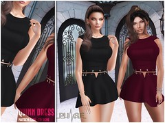 PULSE Quinn Dress X Cosmopolitan (AliciaWikstrom - PULSE) Tags: pulse originalmesh cosmopolitanevent