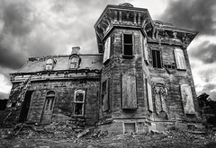 REM State (drei88) Tags: deadwood energy death dying history legacy moment dreary eerie drab stark grim endphase condemned lost desolate memories forlorn brooding sinister hauntedhouse halloween witness boundary drama dreams remstate edge apparition specter ghost stephenking terror opportunity