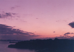 , (ikebanalena) Tags: zenit 35mm film analog sea crimea sunset summer