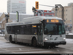 Winnipeg Transit #342 (vb5215's Transportation Gallery) Tags: winnipeg transit 2018 new flyer xd40 xcelsior