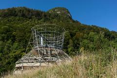 Structure de la centrale thermique de Vouvry (Lise Tiolu) Tags: structure acier nikon 1v3 industrie centrale thermique vouvry valais centralethermique