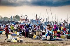 Fish Market; Kampot (Valdas Photo Trip) Tags: cambodia kampot street photography travel market happyplanet asiafavorites