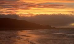 Windy sunsets...xx (shona.2) Tags: beach sand water ocean sea northsea eastlothian gullane cold autumn scenery landscape seascape nature