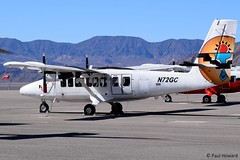 2019-10-23 BLD N72GC (Paul-H100) Tags: 20191023 bld n72gc de havilland canada dhc6 twin otter grand canyon airlines