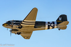 """C-47 """"That's All, Brother"""" (vlxjeff) Tags: aircraft airshow airplane wwii warbird wings wingsoverdallas2019 warbirds plane nikon d7000 bomber boeing dallas douglas b29 b17 p51 sbd b24 c47"""