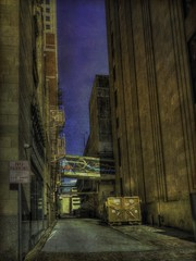 T-town Alleyway, 89/100X (clarkcg photography) Tags: alley tulsa 5thstreet boston downtown 100xthe2019edition 100x2019 image89100 cincinnati alleys