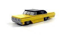 1960's Luxury Sedan (timhenderson73) Tags: lego ideas sedan 60s luxury cruiser lowrider car hot rod