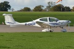 Diamond Aircraft DA 40-P9 Star G-EMDM (Gavin Livsey) Tags: gemdm da40 diamondstar sywell