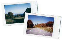 Route des Crêtes (Ulla M.) Tags: elsass vogesen instantfilm instant sofortbild umphotoart analogphotography analogue analog vosges routedescrêtes alsace instaxmini instax