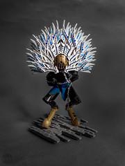 Chancellor Adramelech (▷Cezium◁) Tags: lego bionicle hf ccbs devil demon creature monster evil hell moc character