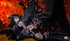 Angels and Demons (rapster.karl) Tags: halloween demons angels