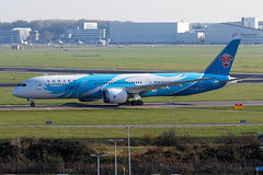 B-1293, Boeing 787-9 dreamliner, China Southern Airlines (Freek Blokzijl) Tags: