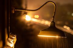 Rainy Railroad Nights (sullivan1985) Tags: wc waldwick njt nj njtr newjersey northjersey erie erielackawanna newjerseytransit njtransit tower interlocking rain night train railroad railway eastbound yard light