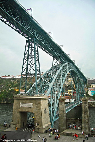 Ponte Luís I - Porto - Portugal 🇵🇹