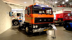 Oranje - DAF 2800 (Mado46) Tags: mado46 bxl06 daf truck lkw 2800 eindhoven turbointercooling dafmuseum niederlande nederland netherlands netherland transport orange oranje 222v2f