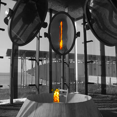 The Damned, The Possessed and The Beloved (little_frank) Tags: thedamnedthepossessedandthebeloved steilnesetmemorial commemorating trial execution people norway witchcraft vardø spooky halloween flame glass chair architecture art ghosts significance past remember remembrance die died dead alone fire fight soul possession life darkart monument vardoya torturedtodeath killed killing supernatural sins sinful unforgiving brutal blackglasscube flamingchair grotesque dance louisebourgeois triedforwitchcraft magic blackmagic darkmagic burnedatthestake sadness injustice condemned condemn oblivion fear scary hellish inferno hell dreamlike afterlife beyond nightmare incubus rip terrifying appalling creepy horrifying terror dread panic scare