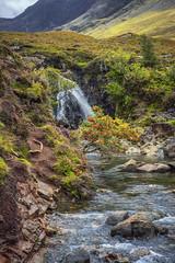 Fairy Pools (Fil.ippo) Tags: fairypools isleofskye scotland glen valley water waterfall cascata panorama paesaggio scozia landscape river nature filippobianchi filippo fuji xt2