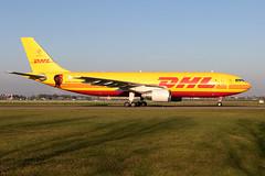 D-AEAR, Airbus A300B4-622R(F), EAT Lepizig (DHL) (Freek Blokzijl) Tags: