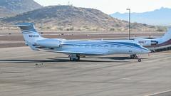 Gulfstream Aerospace G650 N652GB (ChrisK48) Tags: n652gb aircraft airplane phoenixaz gvi phoenixdeervalleyairport kdvt dvt 2019 americanexpress gulfstreamaerospaceg650