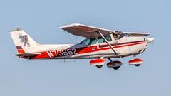 Cessna 172N Skyhawk II N73662 (ChrisK48) Tags: kdvt aircraft n73662 cessna172n phoenixaz skyhawkii airplane dvt phoenixdeervalleyairport 1976