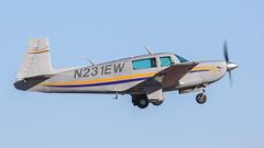 Mooney M20K N231EW (ChrisK48) Tags: kdvt aircraft 1979 airplane n231ew phoenixaz mooneym20k dvt phoenixdeervalleyairport