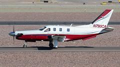 Socata TBM 700 N790CA (ChrisK48) Tags: kdvt 2005 aircraft airplane socatatbm700 phoenixaz dvt phoenixdeervalleyairport n790ca