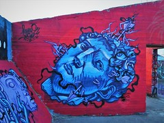 Kymo One / Dok Noord - 30 okt 2019 (Ferdinand 'Ferre' Feys) Tags: gent ghent gand belgium belgique belgië streetart artdelarue graffitiart graffiti graff urbanart urbanarte arteurbano ferdinandfeys