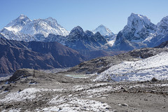 Gokyo to Lunden (Stan Adam) Tags: nepalthree trek passes nepal everest everestthreepassestrek