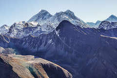 Mt.Everest 8848 m (Stan Adam) Tags: trek passes nepalthree nepal everest everestthreepassestrek