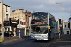 Nottingham City Transport 620 (Ash Hammond) Tags: nottinghamcitytransport scanian230ud alexanderdennisenviro400 620 yn14mua