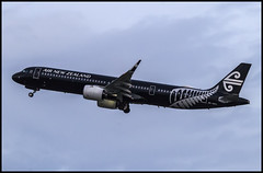 Air New Zealand A321 from Brisbane 010 at dusk-1= (Sheba_Also 16.7 Million Views) Tags: air new zealand a321 from brisbane 010 dusk