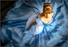 Cinderella (BlueMaury) Tags: cosplay italia lucca comics games girl manga anime ritratto cosplayitalia beautiful cosplayer cute cinderella cenerentola luccacomics2019 luccacomicsgames2019 woman blue azul beautifulgirl