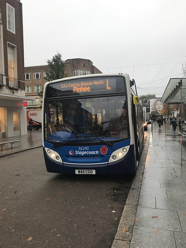Stagecoach Southwest (36240) / L / Exeter