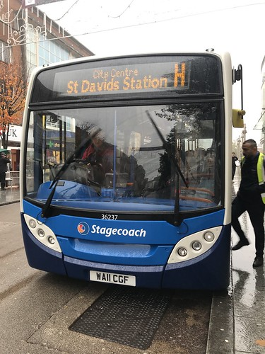Stagecoach Southwest (36237) / H / Exeter