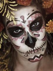 Dia De Los Muertos (Andy Orozco ~) Tags: halloween dia de los muertos woman cosplay costume