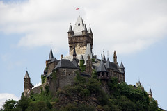 Cochem Imperial Castle, Germany (Billy Wilson Photography) Tags: 2019 adventure biketour cycling europe mosel moselle cochem imperial castle architecture historic medieval germany