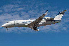 C-FLKY Challenger CL850 7779 CYYZ (CanAmJetz) Tags: cflky challenger bombardier cl850 crj200 aircraft airplane cyyz yyz 7779 bizjet nikon