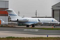 M-EDZE Bombardier BD700 Global Express 9097 CYYZ (CanAmJetz) Tags: medze bombardier global express cyyz yyz bizjet aircraft airplane bd700 9097 nikon
