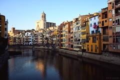 Girona (KadKarlis) Tags: travel girona spain catalonia old city historic town europe d5300 nikon outdoor walking