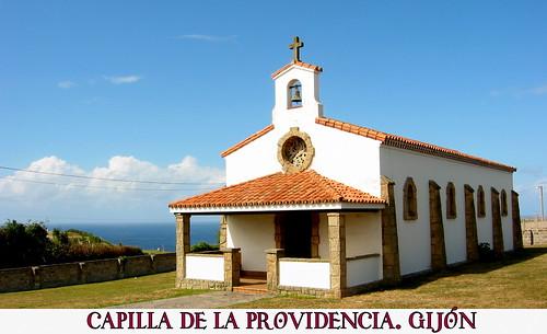 Capilla de La Providencia. Gijón